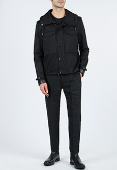Куртка SAINT LAURENT