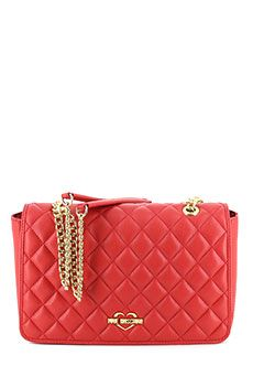 Сумка MOSCHINO Love Красный сумка love moschino jc4067pp14lh0000