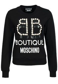 Свитшот BOUTIQUE MOSCHINO от Elyts