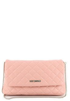 Сумка MOSCHINO Love Розовый сумка love moschino jc4067pp14lh0000